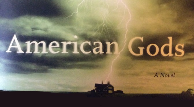Starz Places Series Order For 'American Gods'