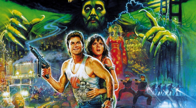 'Big Trouble in Little China' Getting Remade… For Reasons