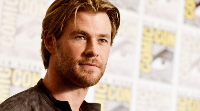 Chris Hemsworth Cast in Paul Feig's 'Ghostbusters'
