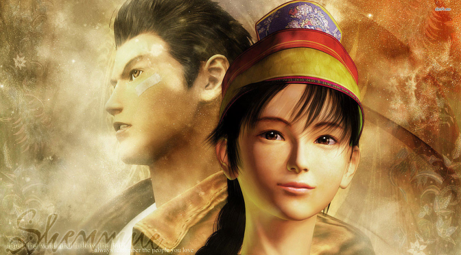 Hell Officially Frozen Over, Shenmue 3 Announced