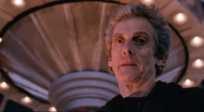 The 'Doctor Who' Series 9 Trailer