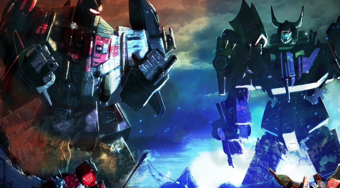 "An ""Adult"" Transformers TV Series Announced"