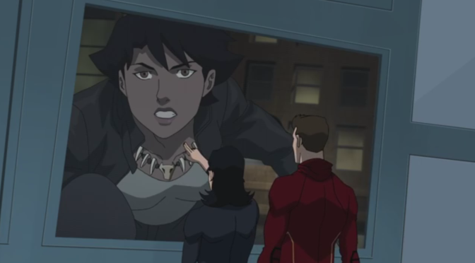 "First Look At CW Seed's ""Vixen"""