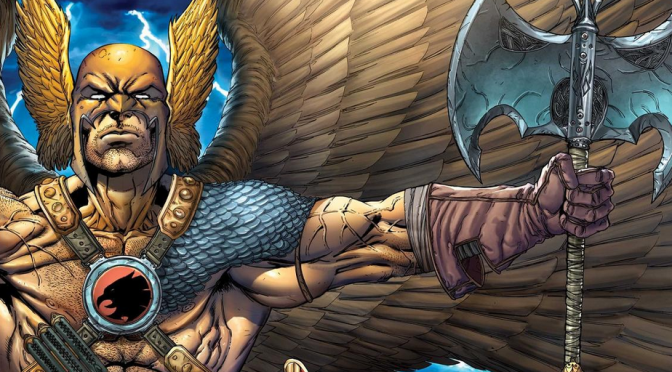 Hawkman to Appear on 'The Flash,' 'Arrow,' and 'Legends of Tomorrow'