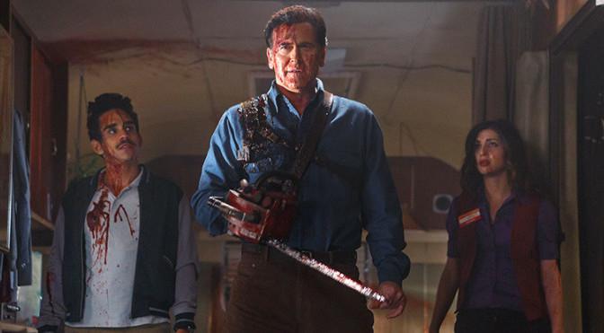The 'Ash vs. Evil Dead' Trailer is Pretty Great