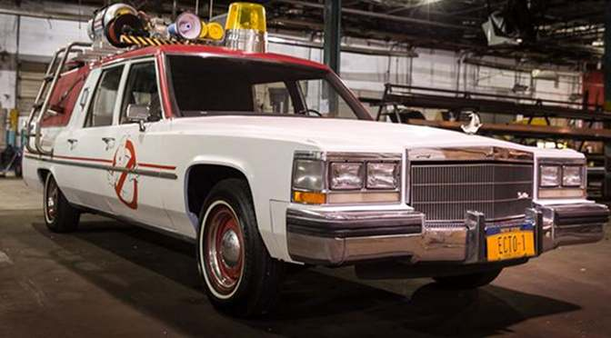 And Here's Your New Ecto-1