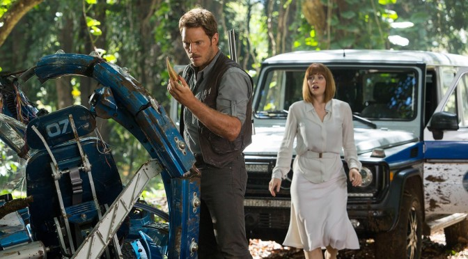 The Sequel to 'Jurassic World' Has Found a Director