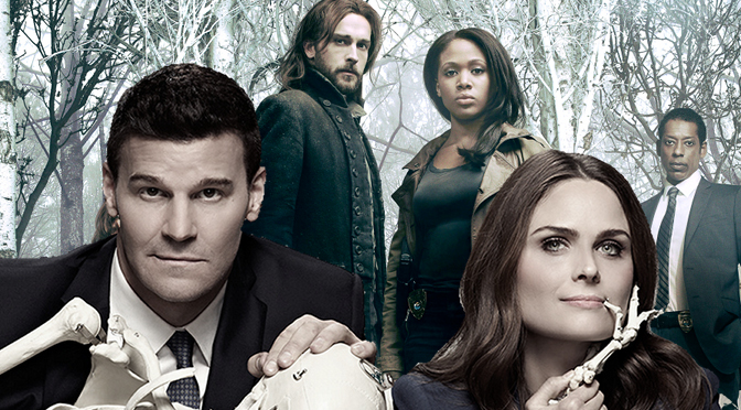 Fox is planning a Crossover Between 'Sleepy Hollow' and 'Bones' For… Reasons?