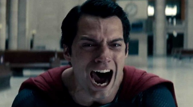 Batman v Superman Isn't Man of Steel 2… Except When It Is