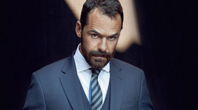 'Legends of Tomorrow' Casts Casper Crump as Vandal Savage
