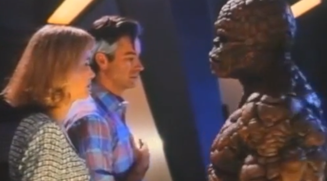 Watch the 1994 Roger Corman 'Fantastic Four'… While You Can