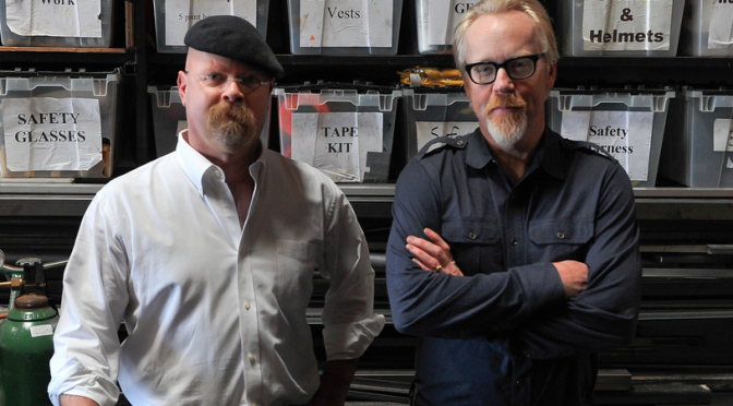 'Mythbusters' Has Been Canceled