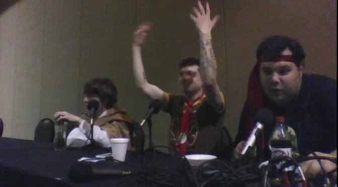Episode 54 – Live at Geek.kon 2015!
