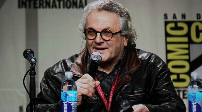 George Miller May Direct a DC Superhero Movie, But it Won't Be Man of Steel 2