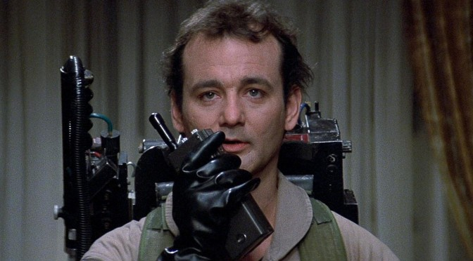 Bill Murray to Appear in New 'Ghostbusters' Film