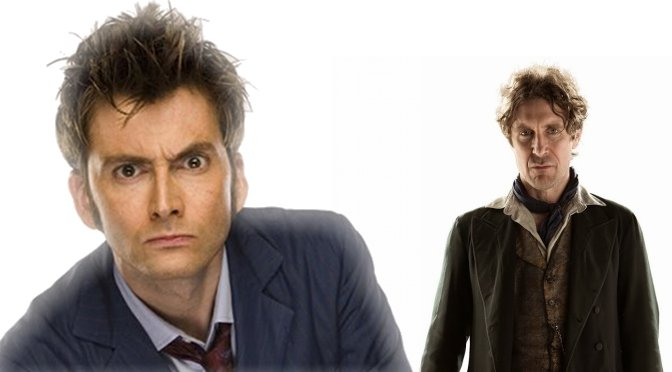 Rumor: David Tennant and Paul McGann May Show Up in 'Doctor Who' Series 9