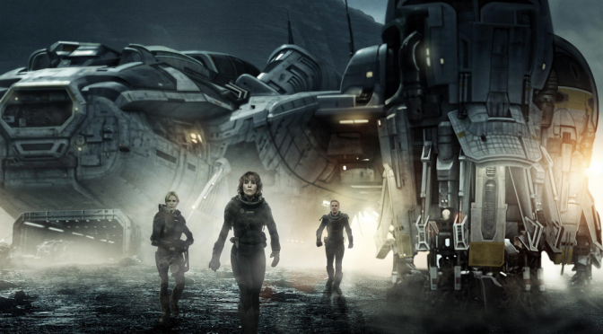 Prometheus 2 is now 'Alien: Paradise Lost'