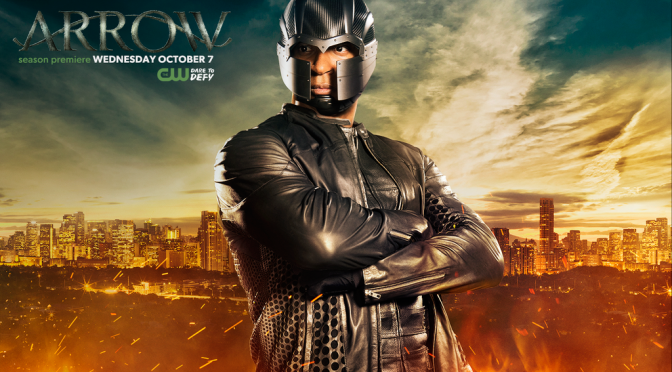 Diggle is Finally Getting a Costume on Arrow