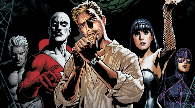 'Justice League Dark' Film to Shoot in 2016?