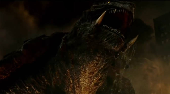 The Gamera Trailer Is Here, And It's Awesome