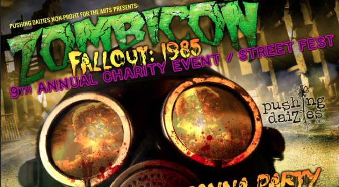 Shooting at ZombiCon Leaves 1 Dead, 5 Injured