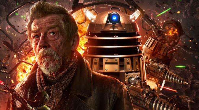 John Hurt's War Doctor is Coming Back in Audio Drama Form