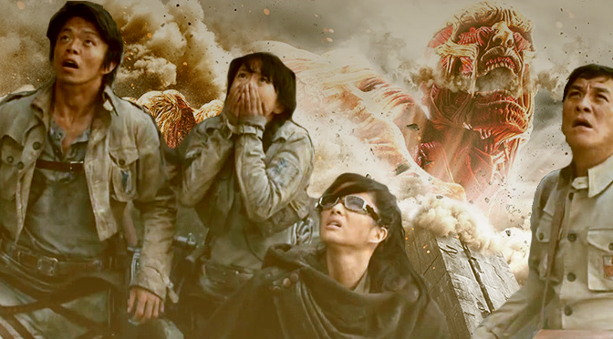 An Attack on Titan-Sized Movie, and it's Terrible.