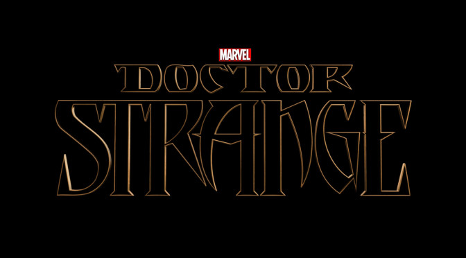 First Look at Benedict Cumberbatch as 'Doctor Strange'