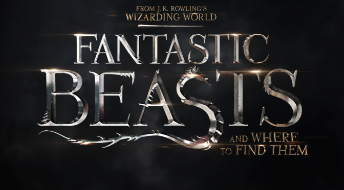 First Look at Eddie Redmayne in 'Fantastic Beasts & Where to Find Them'