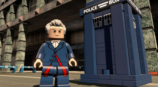The Doctor Could Appear in The Lego Movie 2