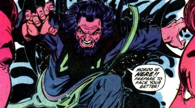 First Look at Chiwetel Ejiofor as Baron Mordo in 'Doctor Strange'