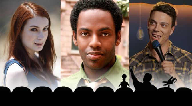 Felicia Day, Baron Vaughn and Hampton Yount Join the New MST3K Cast