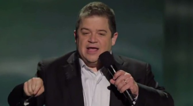 Patton Oswalt Confirmed as Final New MST3K Cast Member