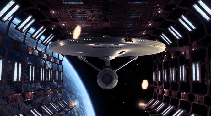Wait, There Really IS a New 'Star Trek' TV Series in Development?