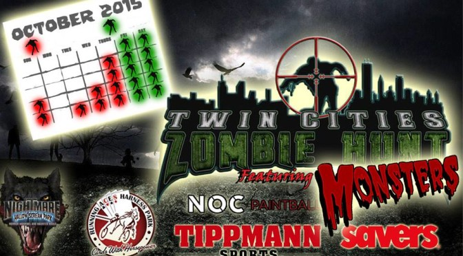 'Twin Cities Zombie Hunt' Still Hasn't Paid Their 'Zombies'