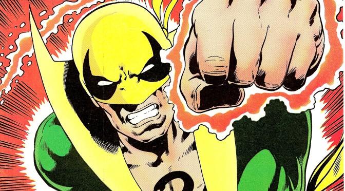 Netflix's 'Iron Fist' Now Has a Show Runner