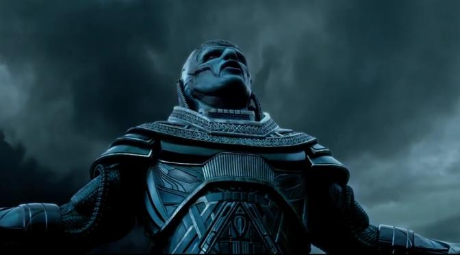 The 'X-Men: Apocalypse' Trailer Has Dropped