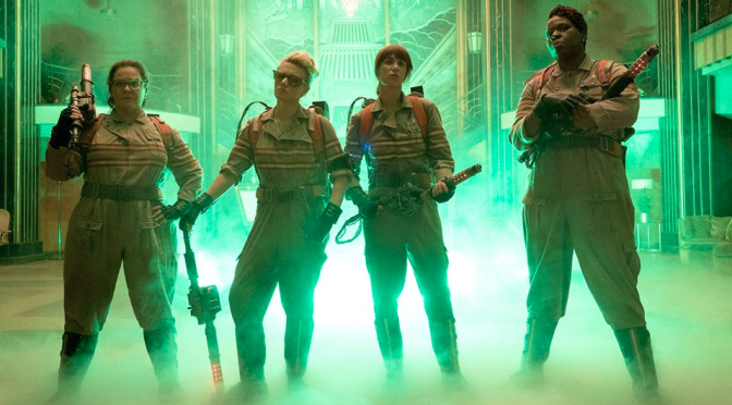 Just Take in This New 'Ghostbusters' Image