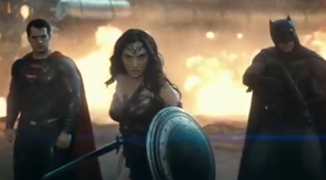 The New 'Batman v Superman' Trailer Gives Us a Good Look at Doomsday