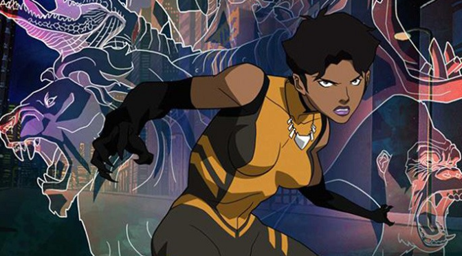Vixen Will Appear on 'Legends of Tomorrow' Season 2 — But Not the One We've Met