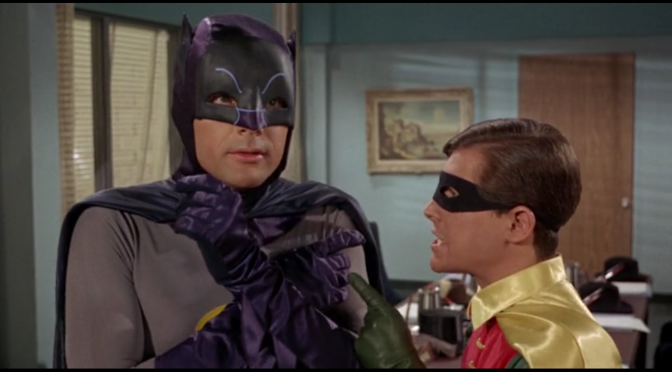 The Adam West 'Batman' Series is 50 Years Old Today