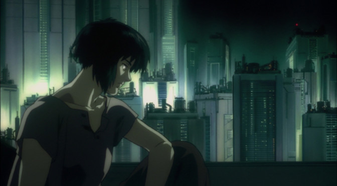 Reminder: That Whitewashed 'Ghost in the Shell' Movie is Still Happening