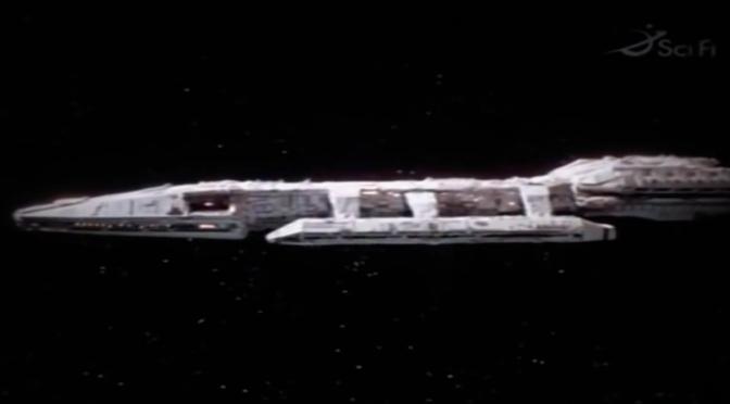 'Battlestar Galactica' Reboot Still On, Michael De Luca Hired to Produce