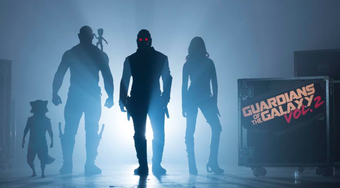 Official Photography Has Started on Guardians of the Galaxy Vol. 2