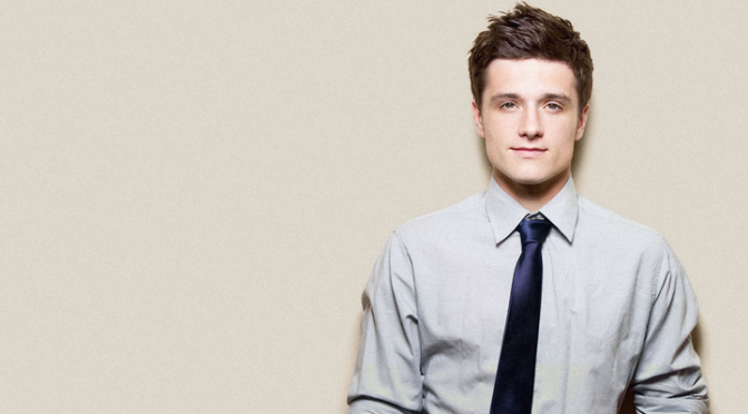 Josh Hutcherson to Star in 'Future Man' Pilot for Hulu