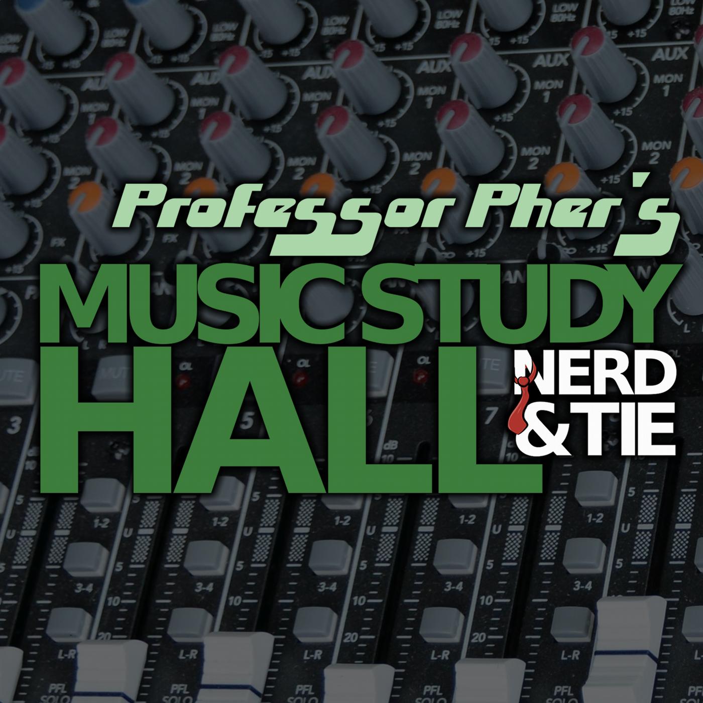 Professor Pher's Music Study Hall