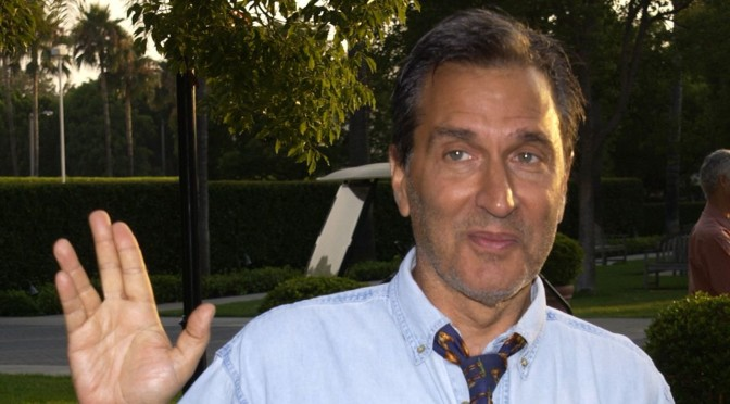 Nicholas Meyer Joins Writing Team for New 'Star Trek' Series
