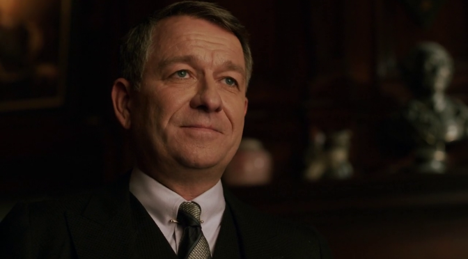 Is a 'Pennyworth' Spinoff of 'Gotham' in Development?
