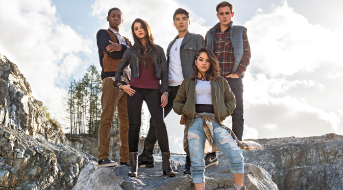 The First Official Cast Photo From 'Power Rangers'