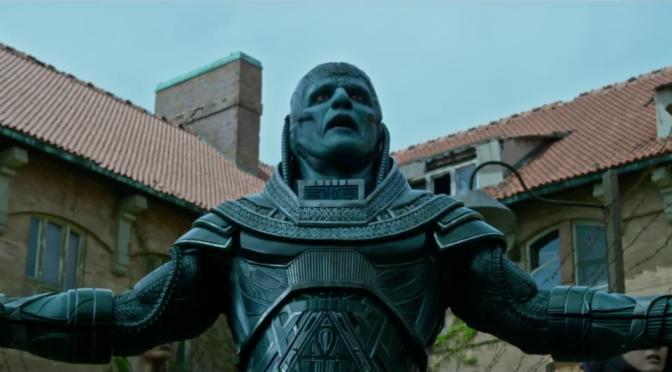 Watch the New 'X-Men: Apocalypse' Trailer